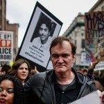 COPS TOO BUSY SHOOTING PEOPLE TO PROTEST HATEFUL EIGHT