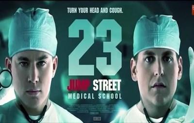 jump street 23: Men in Black