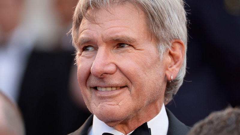The Studio Exec HARRISON FORD'S EARRING WRITES TELL ALL