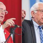 BERNIE SANDERS CONFIRMED AS NEXT POPE