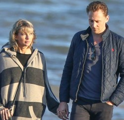 TOM HIDDLESTON AND TAYLOR SWIFT REUNITE FOR SISTERS OF