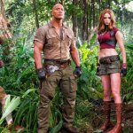 FIRST IMAGE OF JOURNEY WITH LARA CROFT TO JUMANJI KONG
