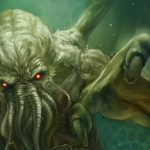 CTHULHU GIVES UP ON THE WORLD