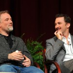 DARREN ARONOFSKY AND DAVID FINCHER FOUND ALIVE AND WELL AFTER HAVING GOT LOST IN THE WOODS
