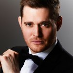 MICHAEL BUBLE GOES BACK IN HIS BOX