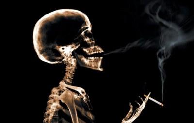 Bill Hicks skull