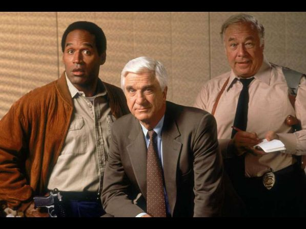 The Studio Exec O.J. SIMPSON TO BE ERASED FROM THE NAKED