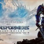 REVIEW - TRANSFORMERS: THE LAST KNIGHT