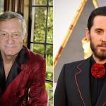 HUGH HEFFNER TO PLAY JARED LETO IN NEW FILM