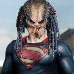 PREDATOR TO REPLACE HENRY CAVILL AS SUPERMAN