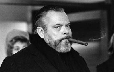 Orson Welles diary.