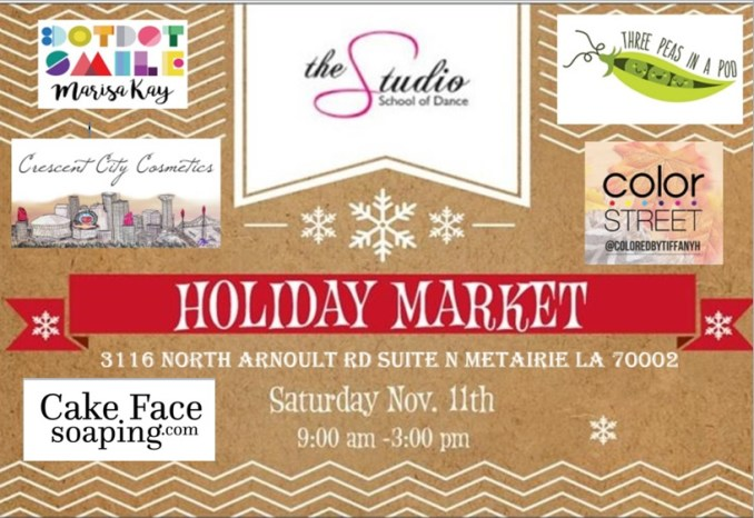 Holiday Market Banner