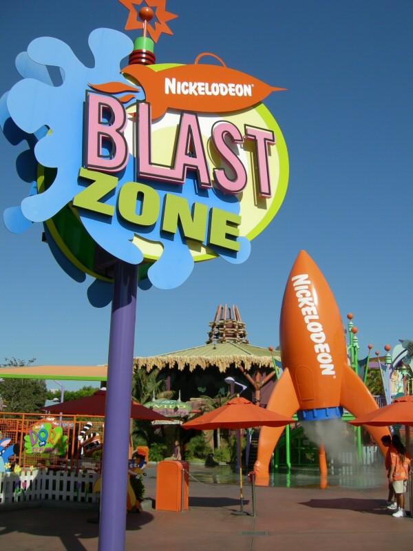 Nick Studios : studios, Nickelodeon, Blast, TheStudioTour.com
