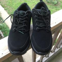 Shoes For Work In The Kitchen Brushed Brass Faucet Slip Resistant Emeril Footwear Women 39s Quarter Nubuck