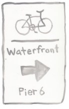 Cobble-Hill_Bicycle-Waterfront-Sign-248x393