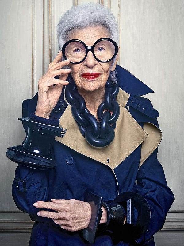 Top 10 Words Of Wisdom From Iris Apfel The Style Bouquet