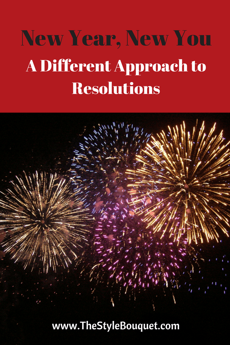 New Year New You A Different Approach to Resolutions