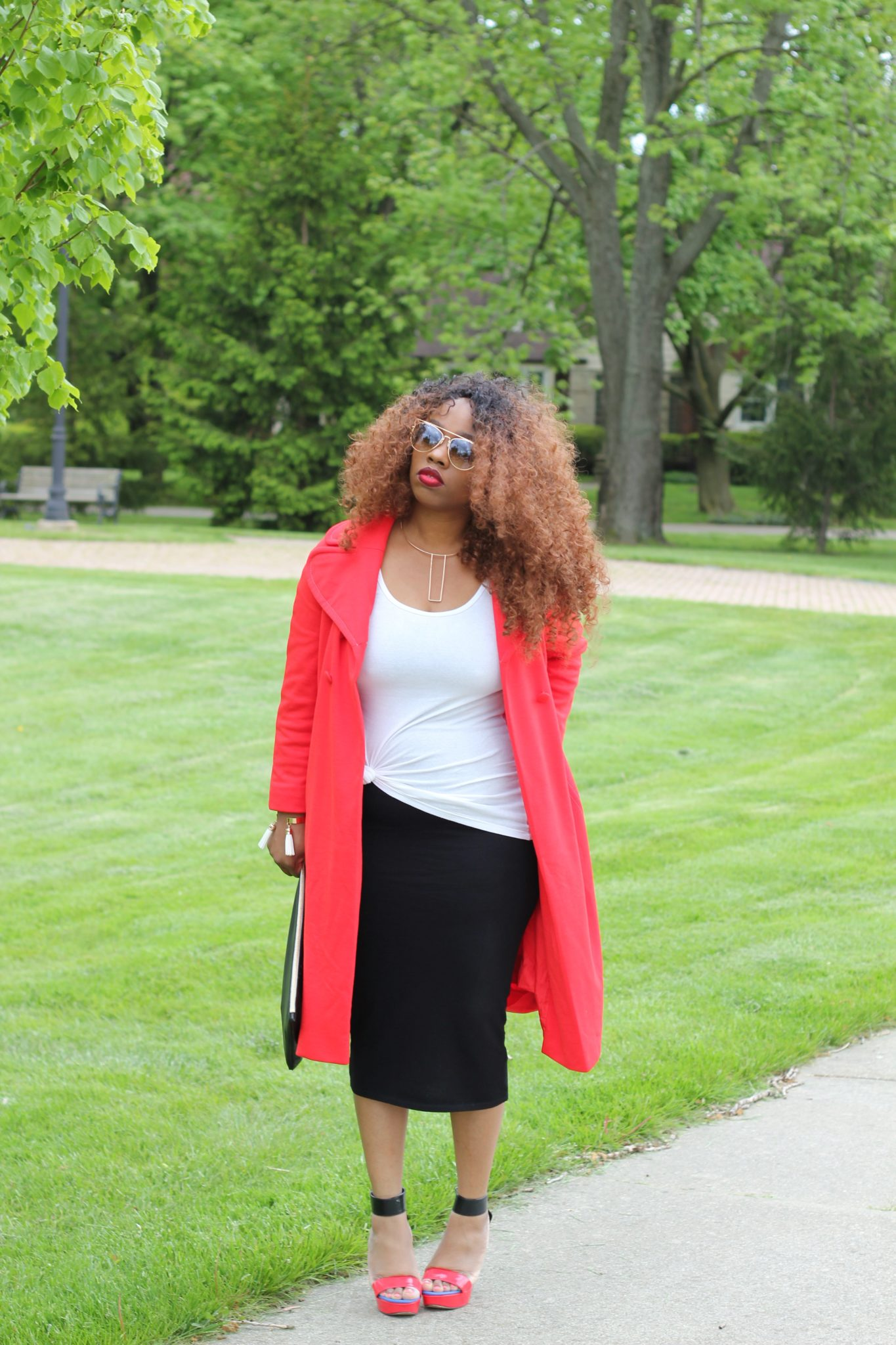 img_5698 The Concept of Color BlockAmerican Apparel Fashion Fashion Nova Forever 21 Layered Chains Neon Wild OOTD Spring 2016 Style How To's: Style Inspiration Styling Thrifting Uncategorized UrbanOg