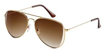 Wire Frame Sunglasses, $7.95, hm.com