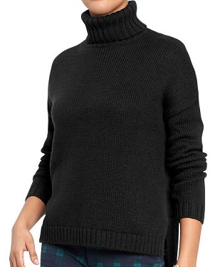 Women's Turtleneck Sweater, $17.97, oldnavy.com