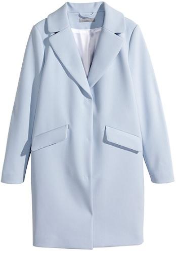 3/4-Length Coat, $79.95, hm.com