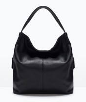 Basic Handbag, $49.90, zara.com