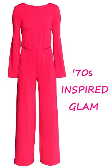 Wide-Cut Jumpsuit, $49.95, hm.com