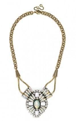 Mystic Opal Amulet, $36, baublebar.com