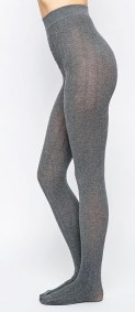 New Look Cotton Cable Tights, $12, asos.com