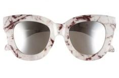 Quay Australia Sugar and Spice 50mm Cat Eye Sunglasses, $50, nordstrom.com