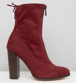 ASOS Etty Slouch Zip Sock, $51, asos.com