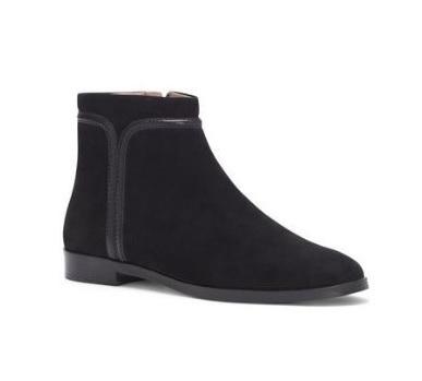 Louie et Cie Zakiria Flat Boot, $180, vincecamuto.com