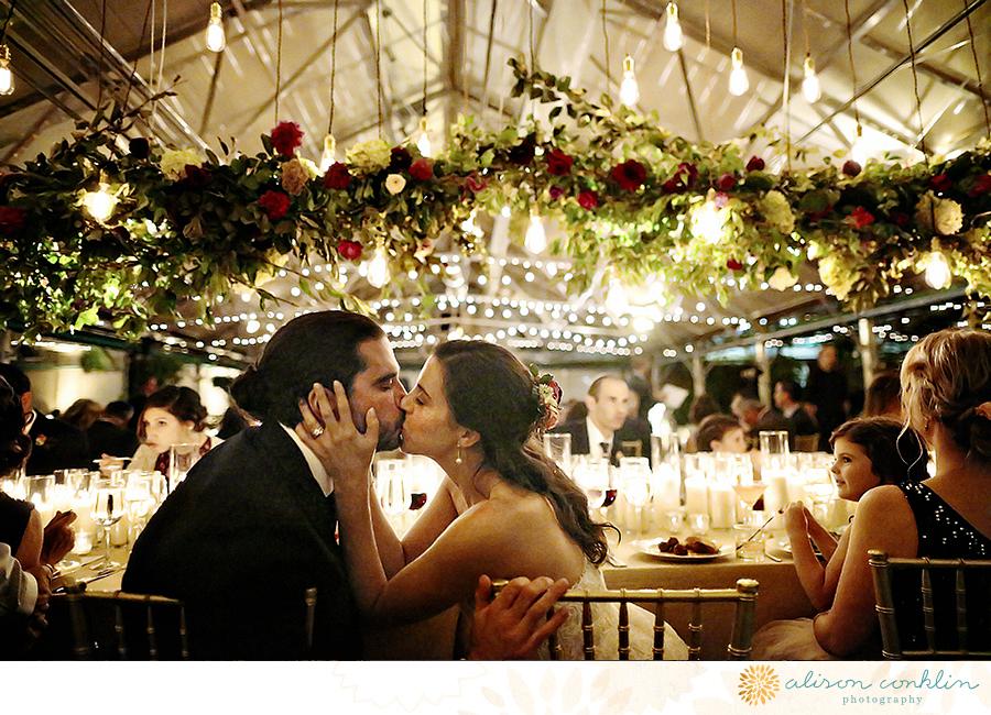 aliza jared kiss styled bride