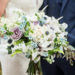 Hannah David Philadelphia Horticultural Center Wedding The Styled Bride