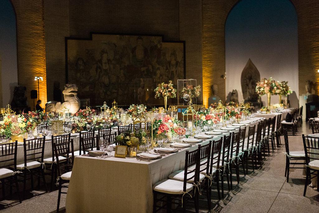 Philadelphia Museum Wedding