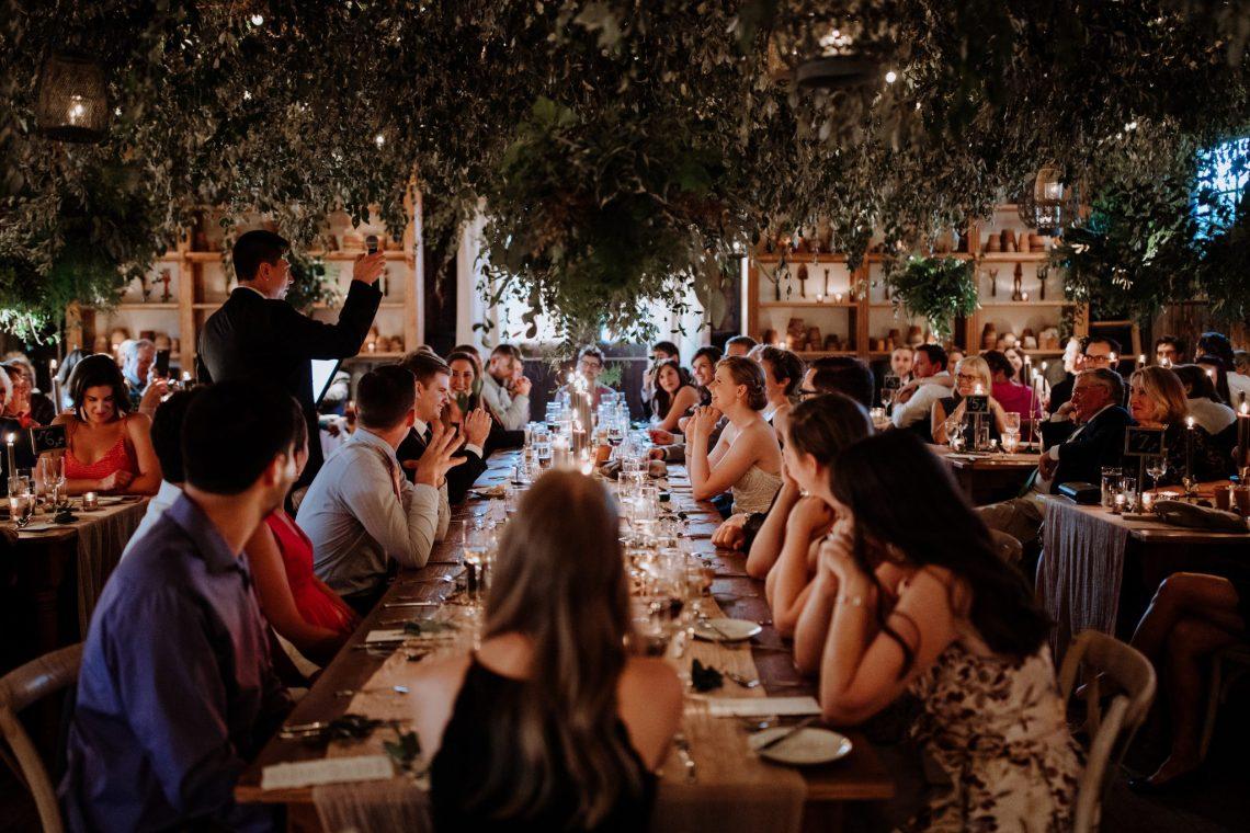 Romantic Terrain Garden Wedding   www.thestyledbride.com