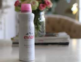 #AnytimeSpa Moments + evian® GIVEAWAY