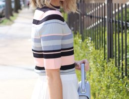 Three Ways to Style Stripes