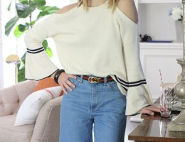 Anthropologie Summer Sweater