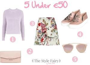 5 Under €50