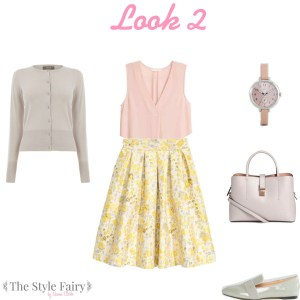 Outfit Ideas: Stepping into Spring