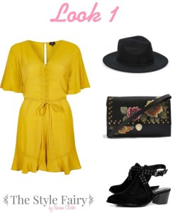 Outfit Ideas: Festival Style