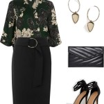 Outfit Ideas: Midi Skirts