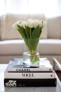 Interiors Styling: Coffee Table Books