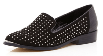 River Island Studded Slipper Shoe