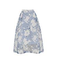 Miss Selfridge Organza Midi Skirt