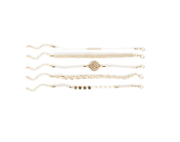 Warehouse Gold Bracelet Pack