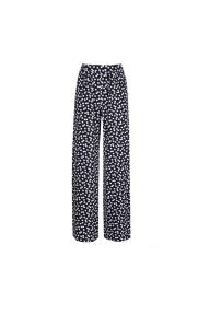Oasis Spot Print Trousers