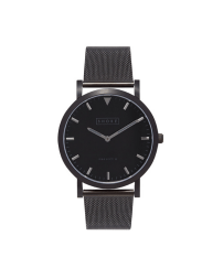 Shore Projects Black Watch with Mesh Strap