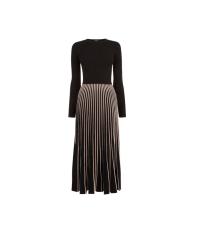 Pleated Midi Dress, £65